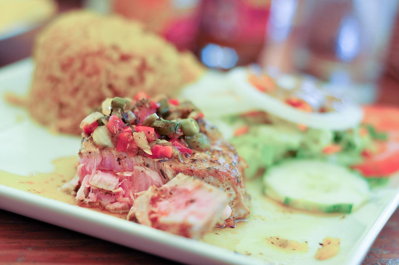 seafood dish-601579_1280