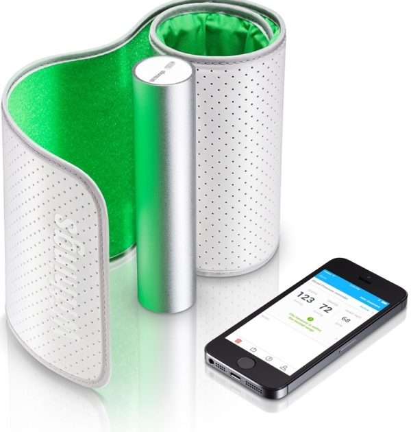 Withings Wireless Blood Pressure Monitor - 01