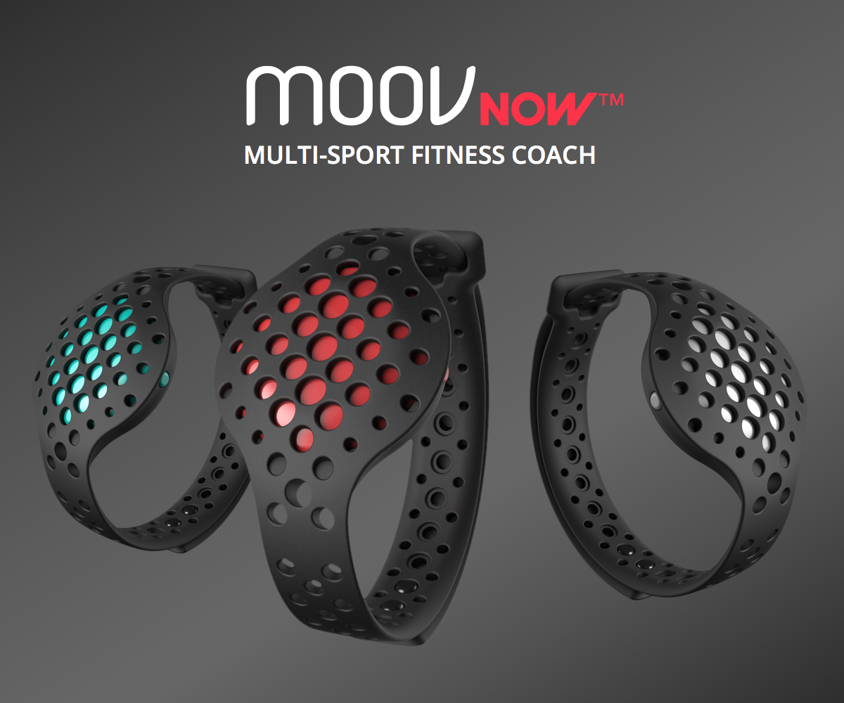 Moov Now Stealth Black Cenhealth Own Your Health History